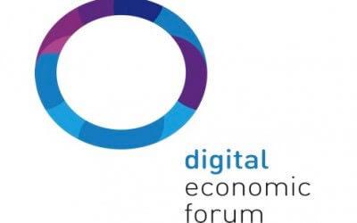 Moderation digital economic forum (Hyatt Zürich)